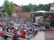''Pokonaliśmy niedasizm''. Zlikwidują ogrodzenie olsztyńskiego amfiteatru