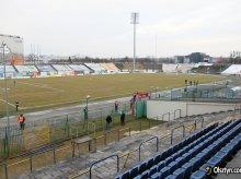 Będzie rewitalizacja murawy stadionu w Olsztynie. Stomil zagra w Ostródzie
