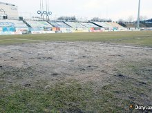 Nowa murawa stadionu kiełbasą wyborczą? ''Cuda się zdarzają, szczególnie w roku wyborczym''