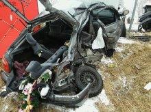 Tragiczny wypadek o poranku. Zginęły cztery osoby [ZDJĘCIA]