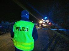 Są zarzuty u areszt dla kierowcy, który śmiertelnie potracił dwie nastolatki