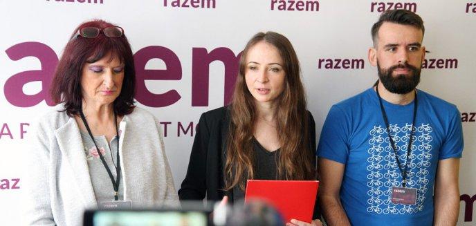 W Olsztynie partia Razem liczy na sukces w wyborach samorządowych