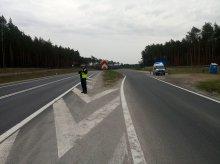 Kaskadowy pomiar prędkości. Olsztyńska drogówka w trasie