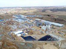 Gigantyczna fabryka w Biskupcu rośnie w oczach