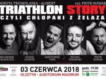 Triathlon story, czyli komedia teatralna w gwiazdorskiej obsadzie!