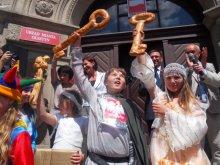 Światowe Dni Bajki w Olsztynie. Dzieci przejdą ulicami miasta
