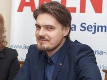 Kandydat na prezydenta Olsztyna przesadził? Retoryka w stylu ''wina Grzymowicza'' nie spodobała się mieszkańcom