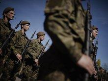 ''Terytorialsi'' przemaszerują ulicami Olsztyna. Będą utrudnienia