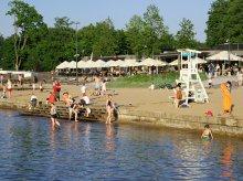 Miejskie kąpielisko i wodny plac zabaw już strzeżone