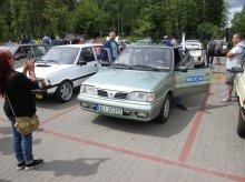 Samochody z czasów PRL-u nad Ukielem [ZDJĘCIA]