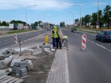 Olsztyńskie drogi w remoncie. Czy jest bezpiecznie? [ZDJĘCIA]
