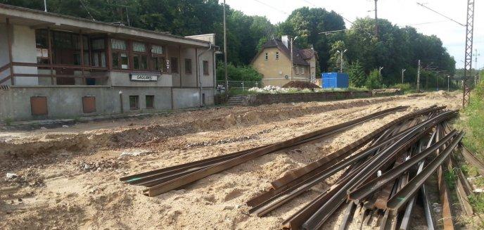 Zmienia się linia kolejowa Olsztyn - Działdowo [ZDJĘCIA]