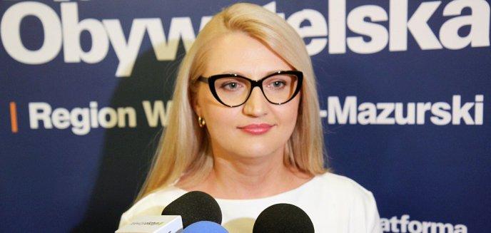 Beata Bublewicz kandydatką na prezydenta Olsztyna [WIDEO]
