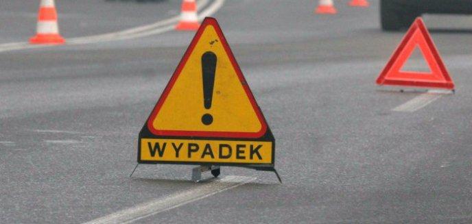 Potrącenie na przejściu dla pieszych w Olsztynie. Nie żyje 87-latek