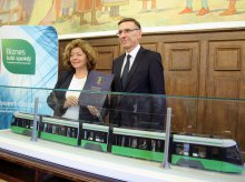 Umowa podpisana. Tureckie tramwaje dla Olsztyna