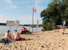 Jedno z najpopularniejszych olsztyńskich kąpielisk zamknięte [ZDJĘCIA]