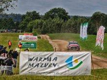 Rajd Polski. Załogi pokonają 216 kilometrów