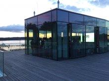 Letni projekt olsztyńskiego teatru. Teatralne kino z widokiem na jezioro