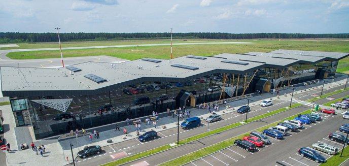 Lotnisko Olsztyn-Mazury chwali się rekordowym miesiącem