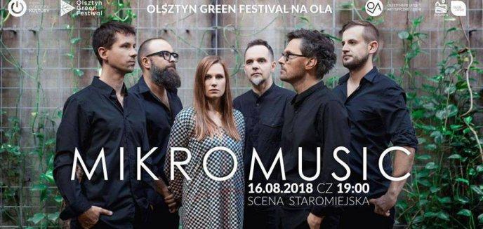 Odrobina Green Festivalu na olsztyńskiej starówce