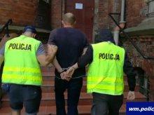 Poszukiwany listem gończym od 10 lat wpadł w ręce olsztyńskich policjantów
