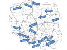Miliony złotych na poprawę bezpieczeństwa ruchu drogowego na DK 57