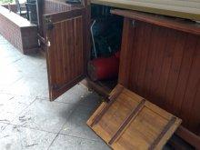 Włamał się do jednego z barów na olsztyńskiej starówce