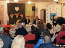 Narodowe czytanie ''Przedwiośnia'' w Olsztynie
