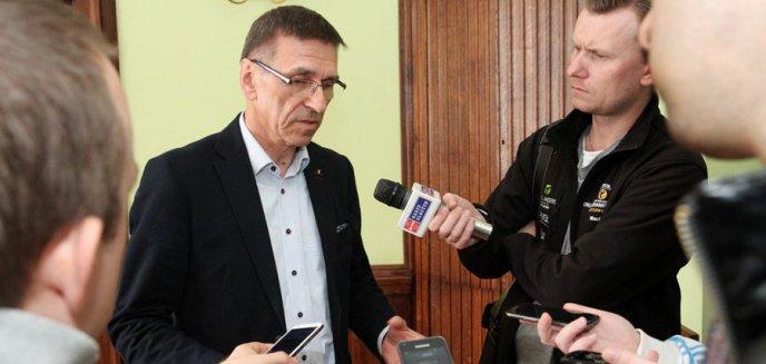 Prezydent Olsztyna o sytuacji finansowej Stomilu: ''Daliśmy wędkę, zarząd musi się skupić na łowieniu ryb''