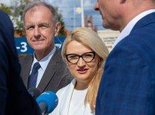 Kandydatka PO zapowiada połączenie kolejowe Olsztyna z Kaliningradem