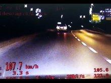 Szybcy i wściekli w Olsztynie. Policjanci zatrzymali miłośników wyścigów i driftu [WIDEO]