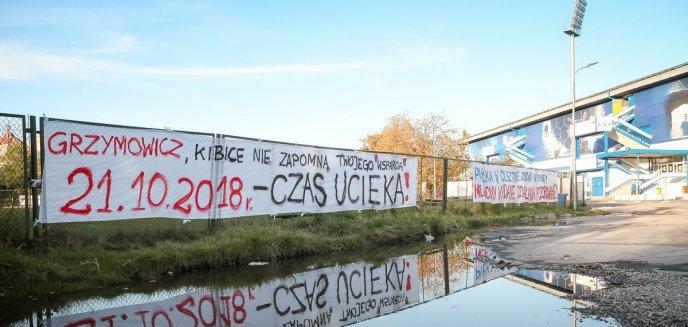 ''Kibica Stomilu można zrobić w balona dwa razy – pierwszy… i ostatni!'' - działacze PiS w sprawie transparentów