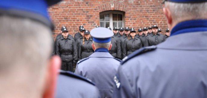 Co trzeci policjant na Warmii i Mazurach jest na L4. Małe posterunki są zamykane