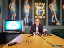 Prezes Stomilu Olsztyn: ''Nie opuszczam klubu w tej trudnej sytuacji'' [OŚWIADCZENIE]