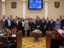 Nowa Rada Miasta rozpoczyna pracę. Jest nowy przewodniczący