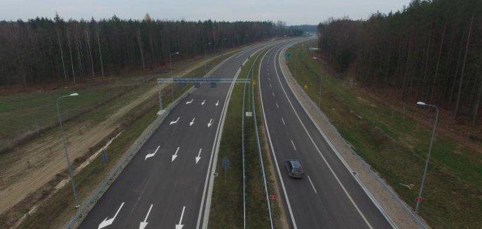 Otwarcie obwodnicy Olsztyna ''w prezencie'' na Mikołajki