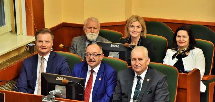 Stara-nowa koalicja w sejmiku