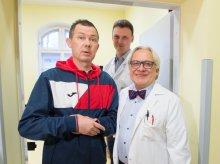 Sukces olsztyńskiego ''Budzika''. Kolejny pacjent wybudzony ze śpiączki wraca do domu!