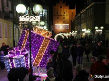 Olsztyn świąteczną krainą. Rusza Warmiński Jarmark Świąteczny