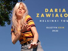 Daria Zawiałow w Olsztynie