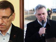 ''Spowolnienia i pułapki prezydenta Grzymowicza''. Polityczne przepychanki z obwodnicą Olsztyna w tle