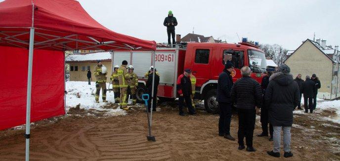Nowa remiza dla strażaków-ochotników z Gutkowa