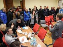 Komisja sportu zajęła się sprawą Stomilu. ''Musimy doprowadzić do wejścia inwestora''