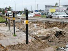 Dalsze prace remontowe na Leonharda. W planach modernizacja całej ulicy