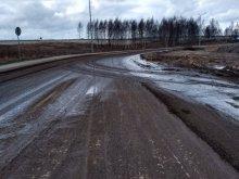 Kierowcy ciężarówek z budowy zanieczyścili ulicę Lubelską