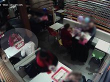 Przywłaszczyli telefon w znanej restauracji. Rozpoznajesz ich?