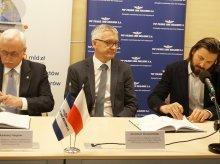 Podpisano umowę ws. rewitalizacji linii kolejowej z Olsztyna do Gutkowa