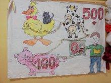 ''Krowa - 500+, świnia - 100+, nauczyciel - 0+'' – olsztyńscy nauczyciele krytykują rząd [ZDJĘCIA]