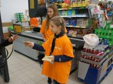 Mieszkańcy Warmii i Mazur nie zawiedli. Podczas świątecznej zbiórki żywności zebrano 26 ton produktów