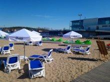 OSiR już w majówkę otwiera sezon. Będzie m.in. ''plaża Premium''